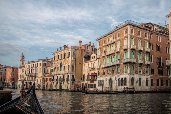 El nuevo hotel boutique en Venecia