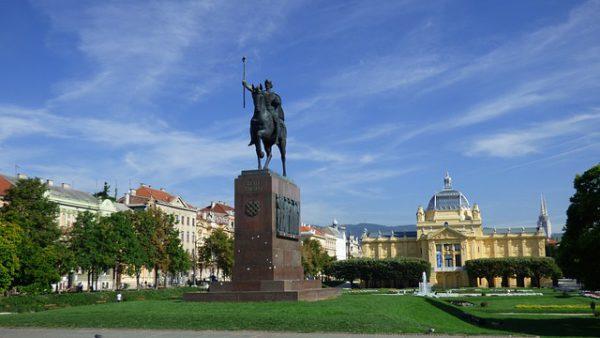 Zagreb fue la reina de la Navidad 2017