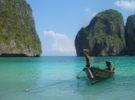 Maya Bay y el problema del turismo de masas