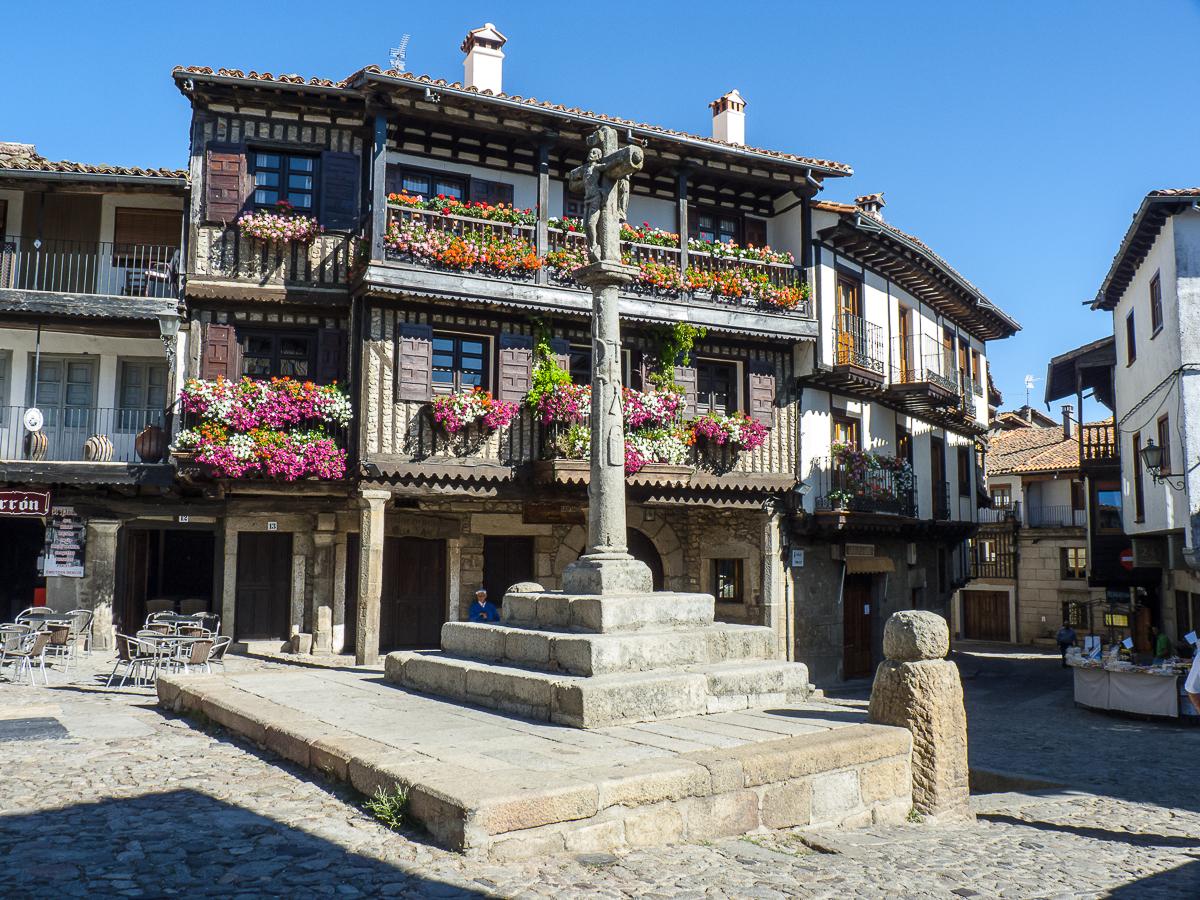 La Alberca es uno de los pueblos más bonitos de la provincia de Salamanca