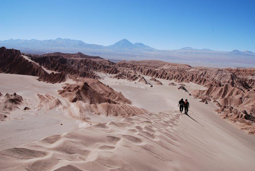 Chile mejorará la infraestructura para avanzar en materia de turismo