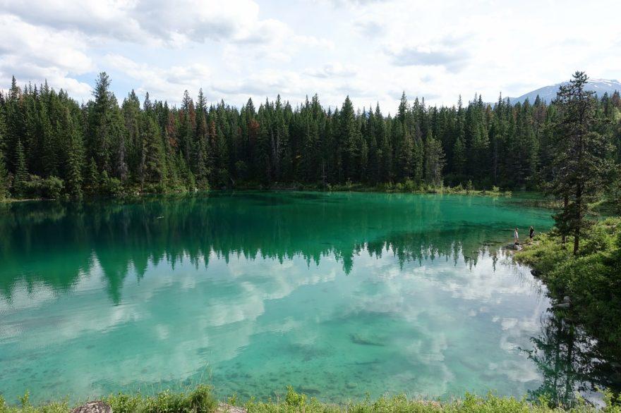 Las mejores alternativas para viajar con niños por Alberta