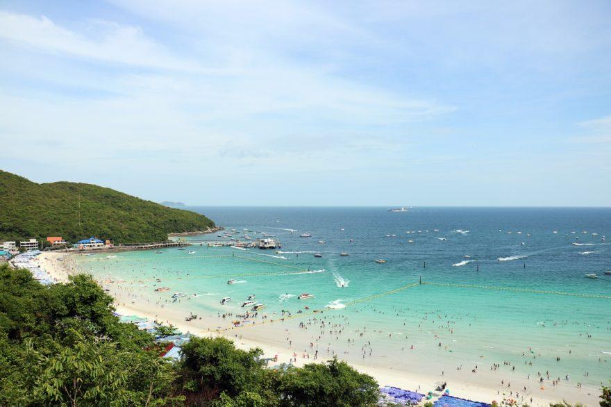 Las 5 mejores playas en Tailandia