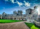 El Castillo de Windsor, residencia real a las afueras de Londres