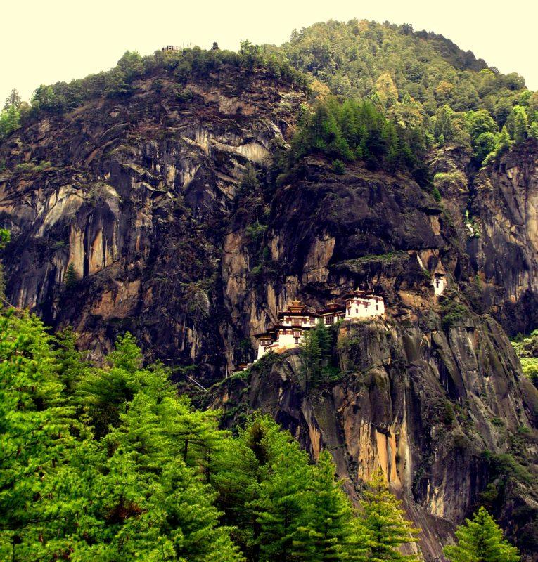 Monasterio de Taktshang, una construcción tan increíble como mágica para visitar