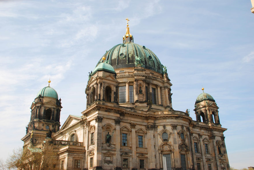 La Catedral de Berlín es uno de los edificios más bonitos de la ciudad