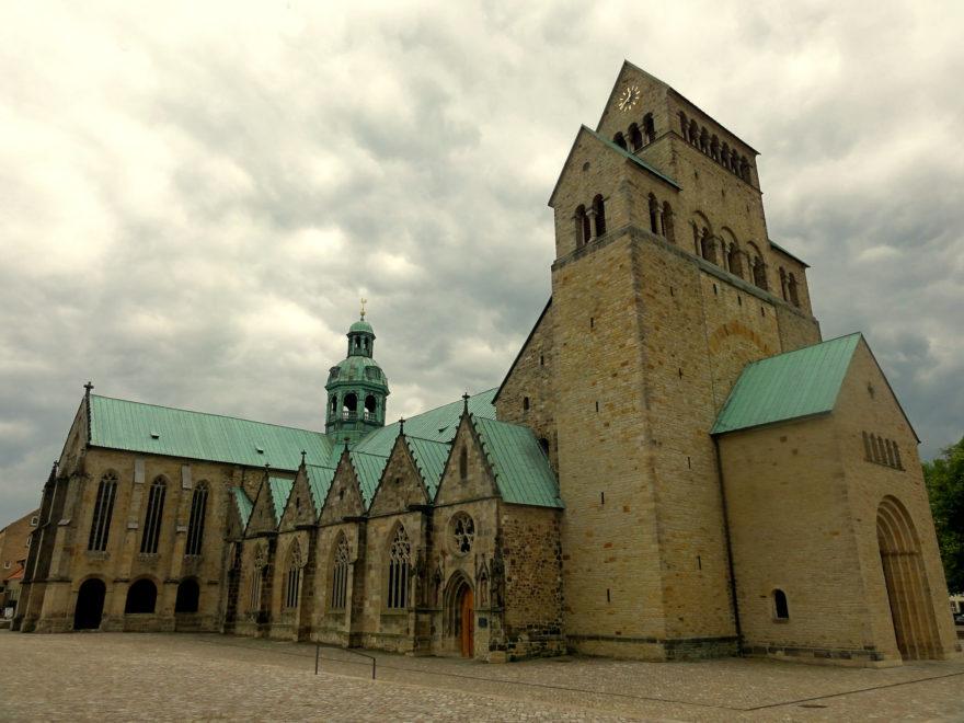 La Catedral de Huldesheim es una de las más conocidas de Alemania