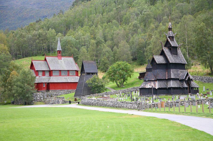 La Iglesia de Madera de Borgund, un templo diferente para conocer en Noruega