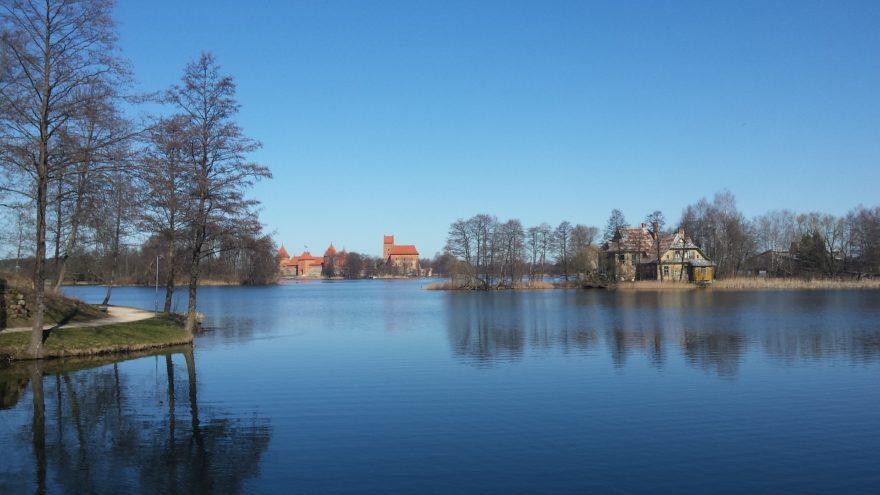 El Castillo de Trakai en Lituania, una construcción medieval increíble