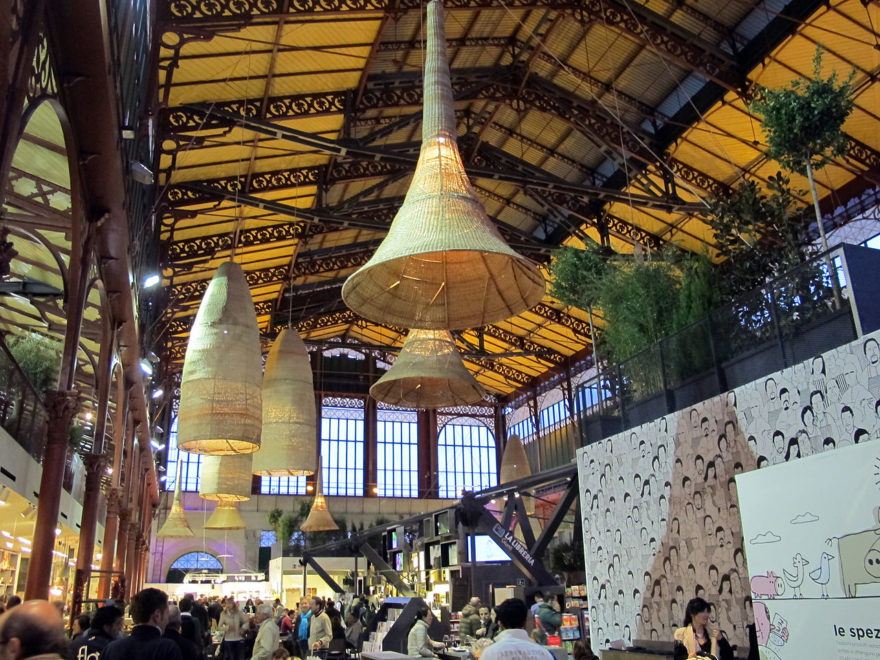 El mercado de San Lorenzo, uno de los más tradicionales de Florencia