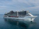 El MSC Seaview se ha bautizado en el Puerto de Génova para que lo disfrutemos todos