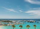 El puerto más lujoso del Mediterráneo se llama Port Adriano y está en Mallorca