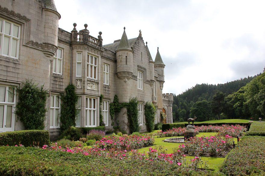 El Castillo de Balmoral, un castillo histórico para conocer en Escocia