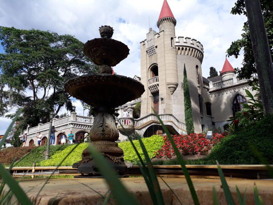 Museo El Castillo, uno de los museos interesantes para disfrutar en Medellín