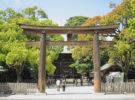 El Santuario Meiji Jingu, una construcción japonesa para visitar durante las vacaciones