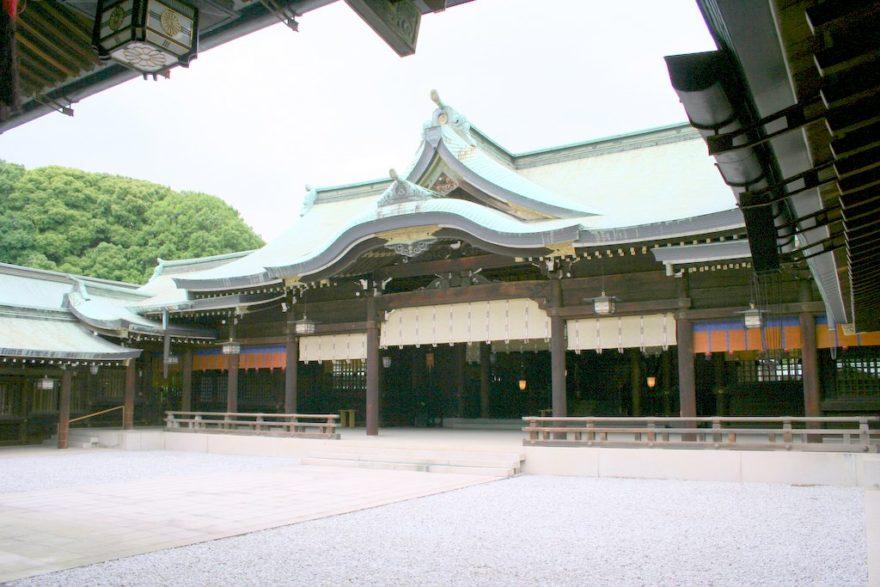 El Santuario Meiji Jingu, una construcción japonesa para descubrir en vacaciones