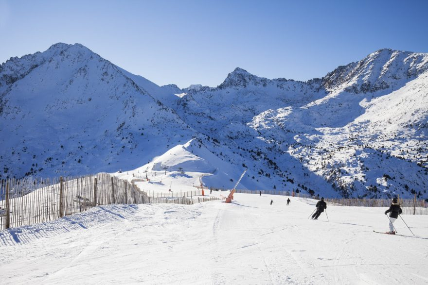 Escapada de esquí Andorra