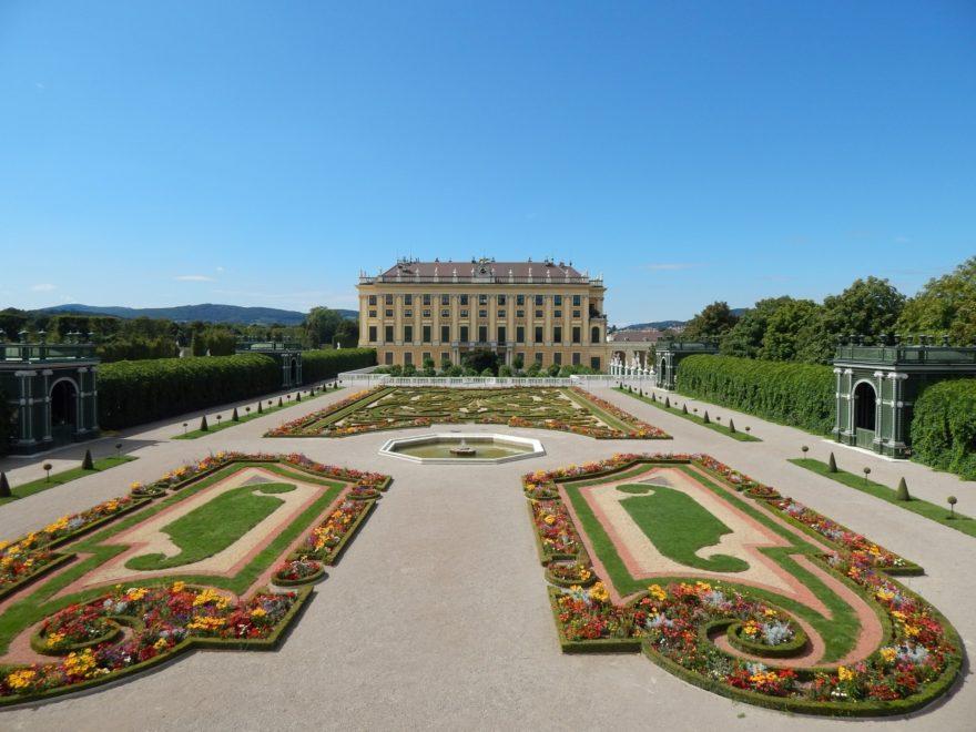 Palacio Sissi en Viena