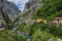 La ruta del Cares, una de las más espectaculares de España