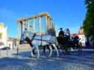 Évora, la ciudad Patrimonio de la Humanidad del Alentejo para visitar este otoño