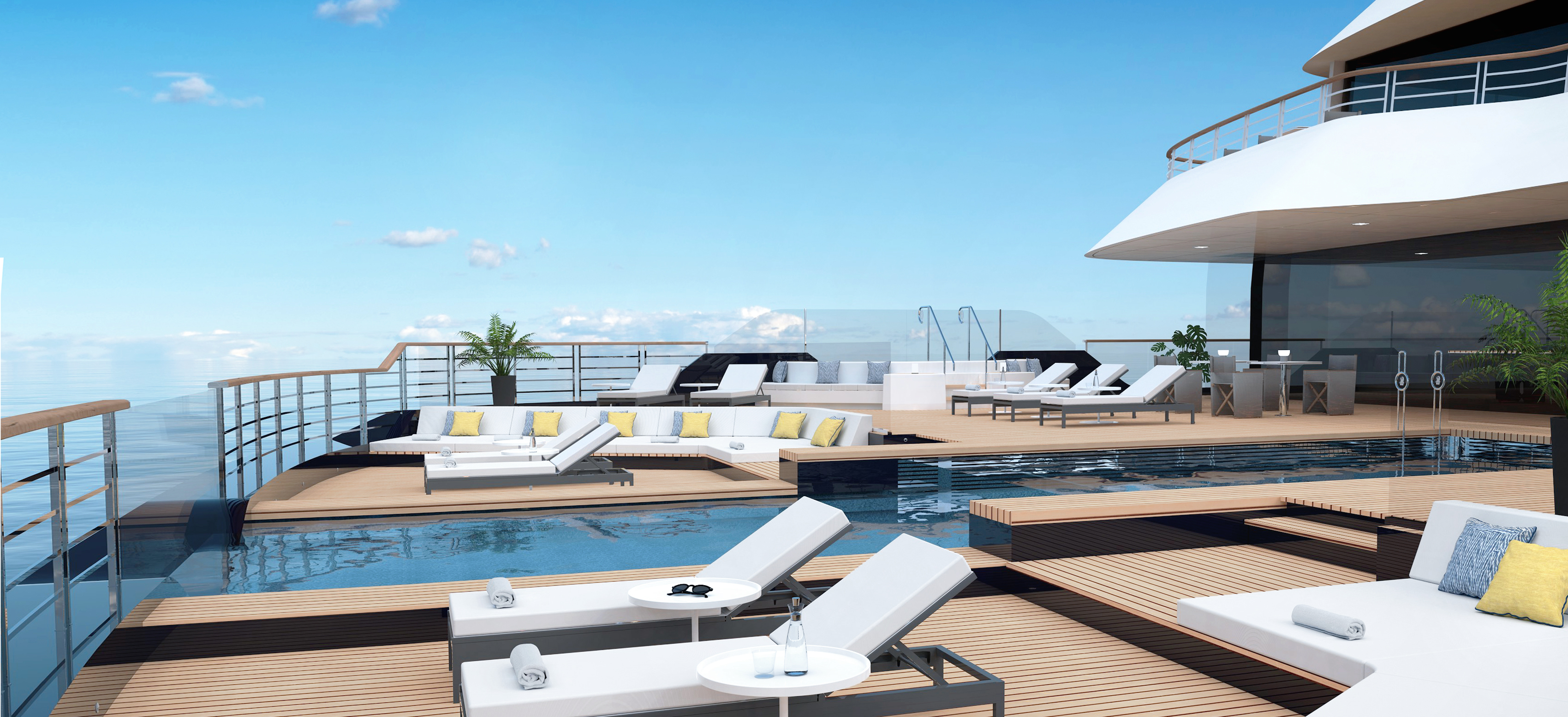 Cruceros de lujo de Ritz-Carlton