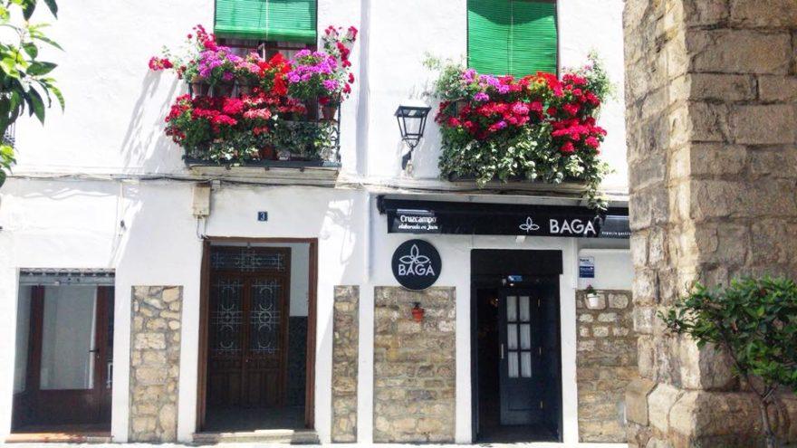 Baga ha conseguido la primera estrella Michelin para Jaén