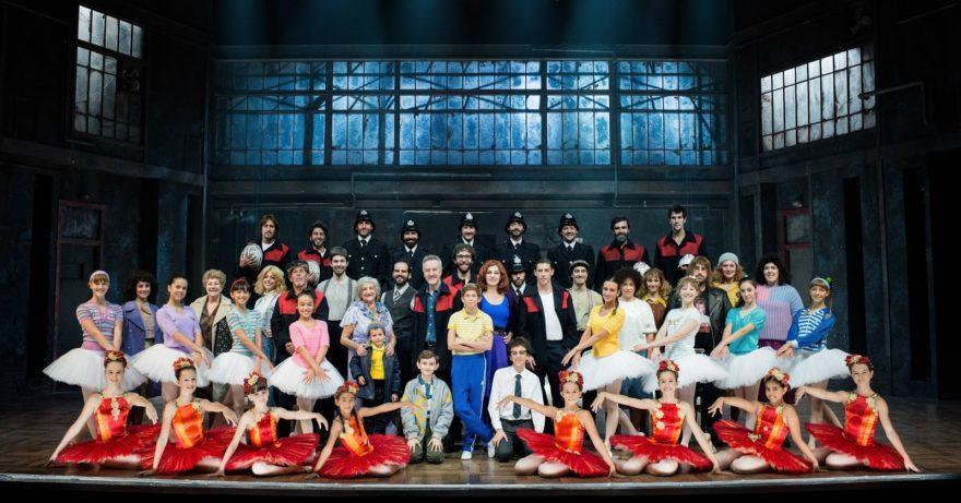 Billy Elliot, el musical en Madrid