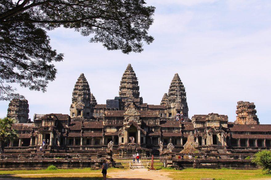 El FCC Angkor se convertirá en el primer hotel Avani Hotels en Camboya