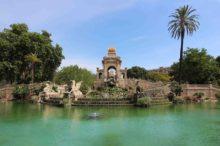 Los cinco parques urbanos con más encanto de Barcelona