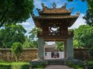 El templo de la Literatura, una de las visitas recomendables en Hanoi
