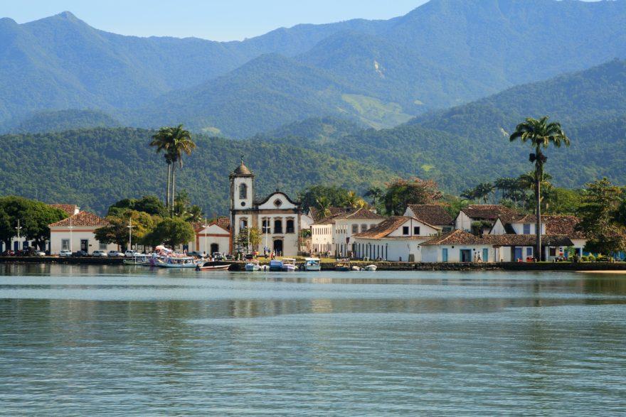 Conoce Paraty, uno de los paraísos para parejas en Brasil