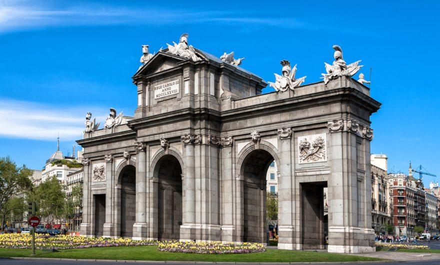 Puerta Alcala Madrid