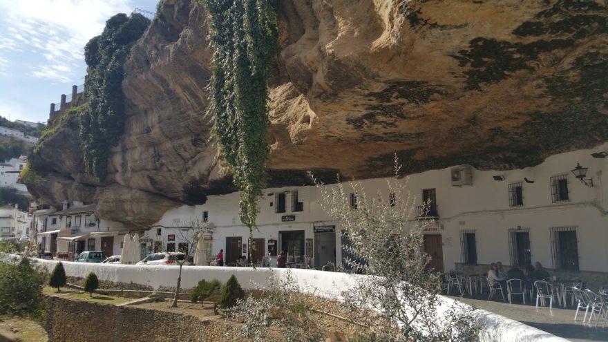 Setenil De Las Bodegas Pueblos Blancos