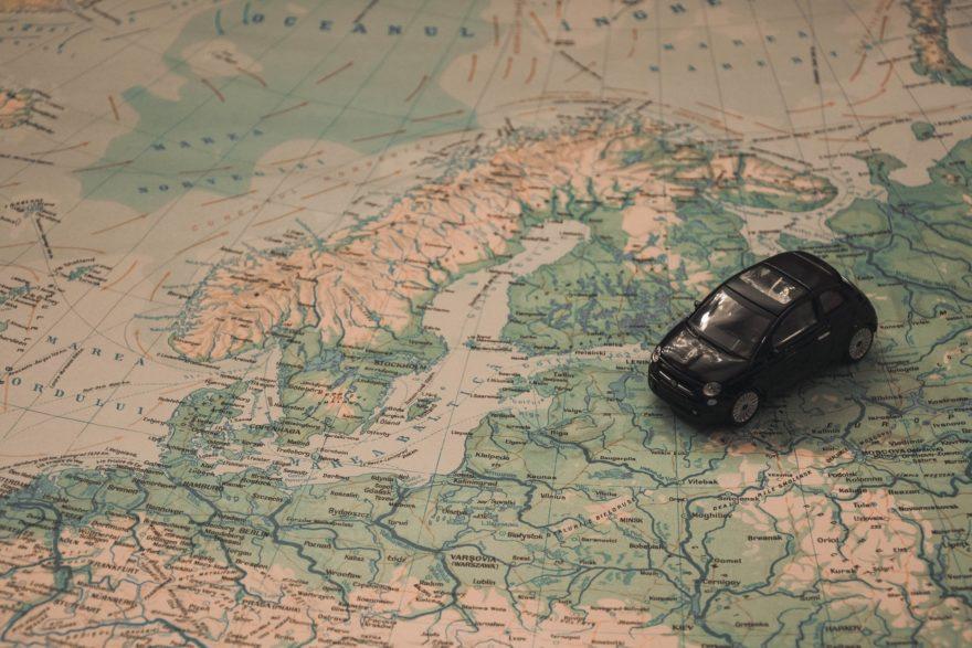 Documentación para viajar con el coche en el extranjero