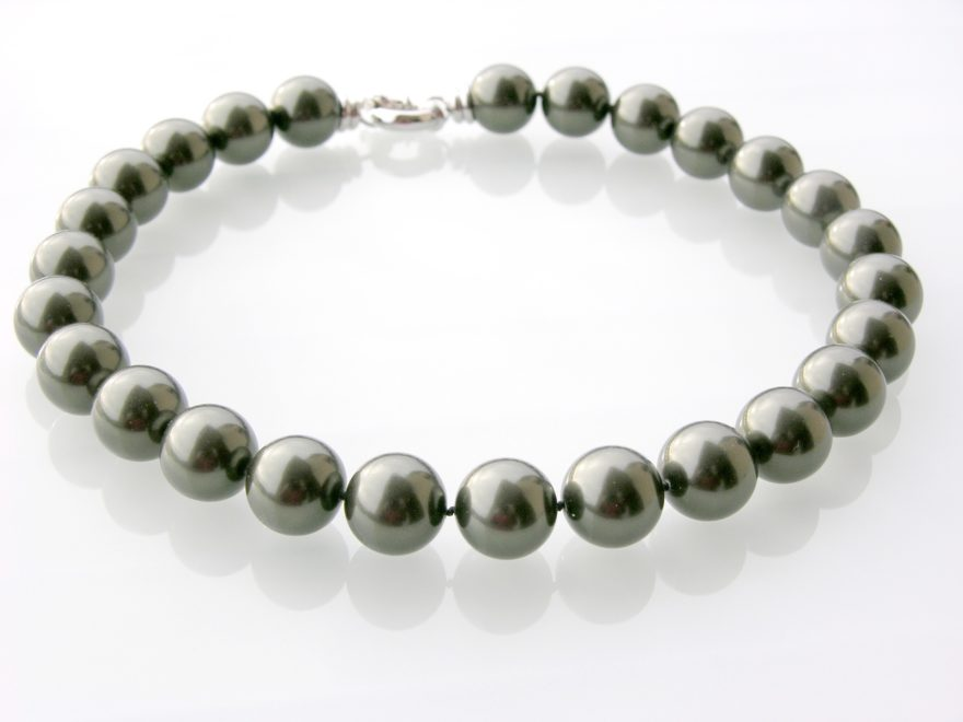 Collar Perla Negra