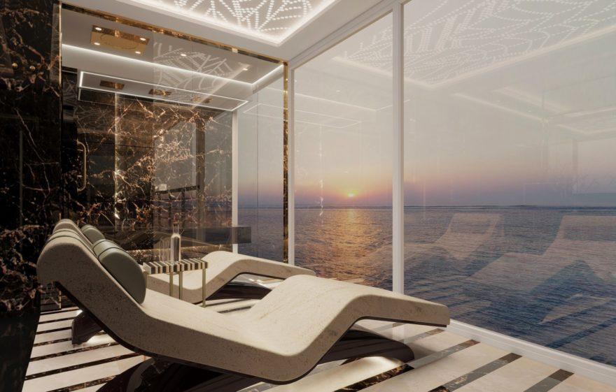 Regent Suite en el crucero Seven Seas Explorer