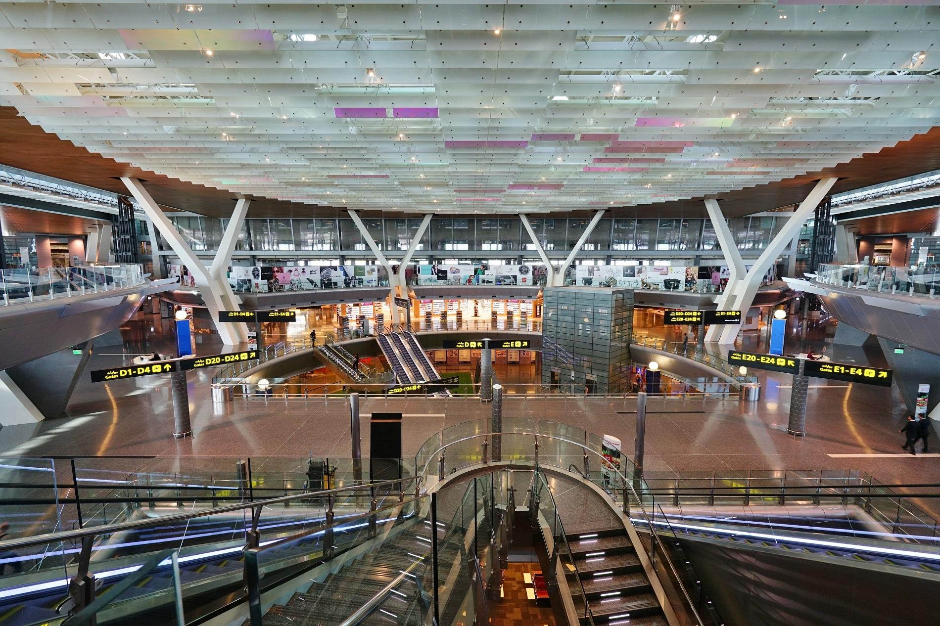 Aeropuerto Internacional Hamad Doha Qatar (2)