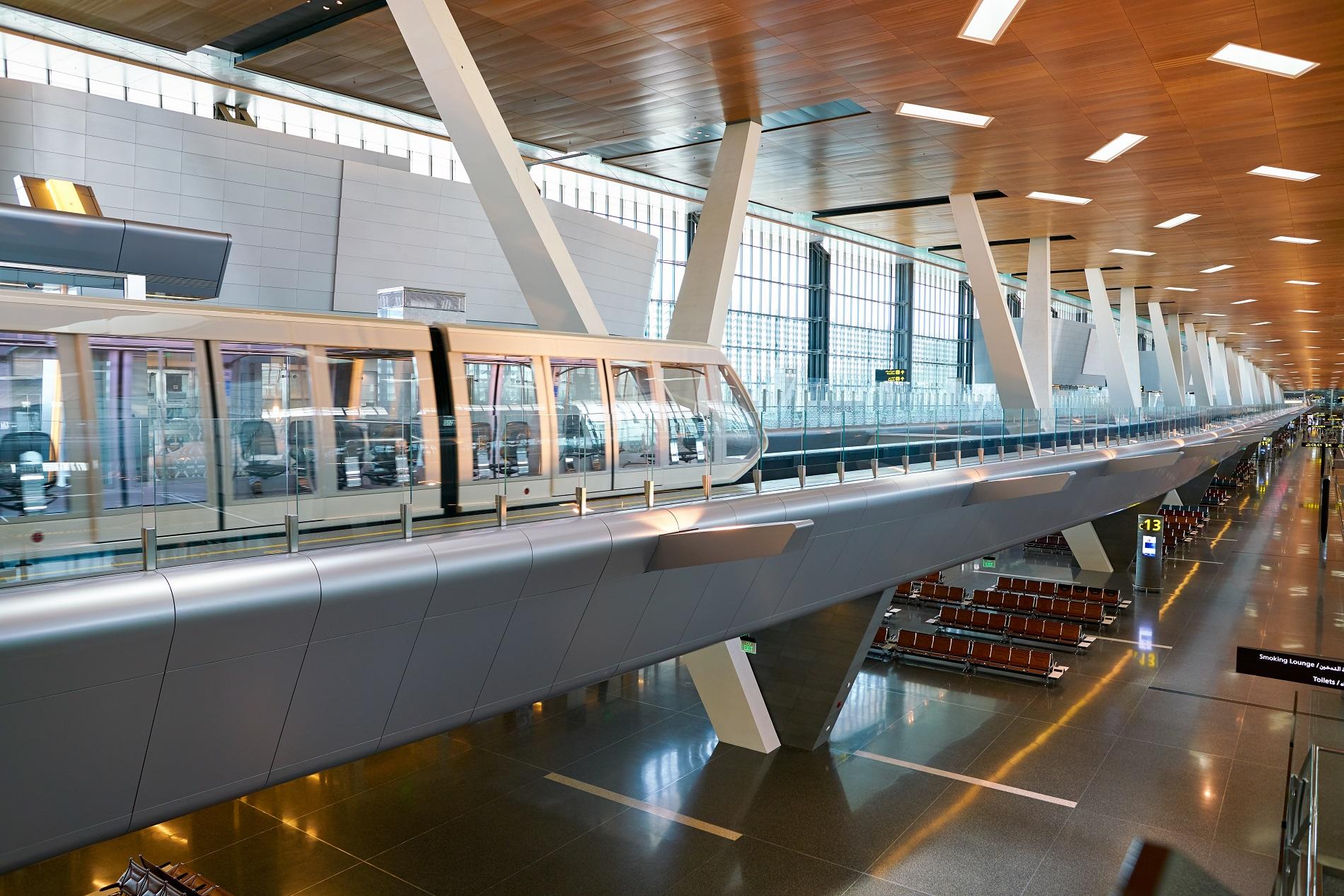 Aeropuerto Internacional Hamad Doha Qatar (3)