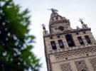 La Giralda de Sevilla y sus torres hermanas en Marruecos