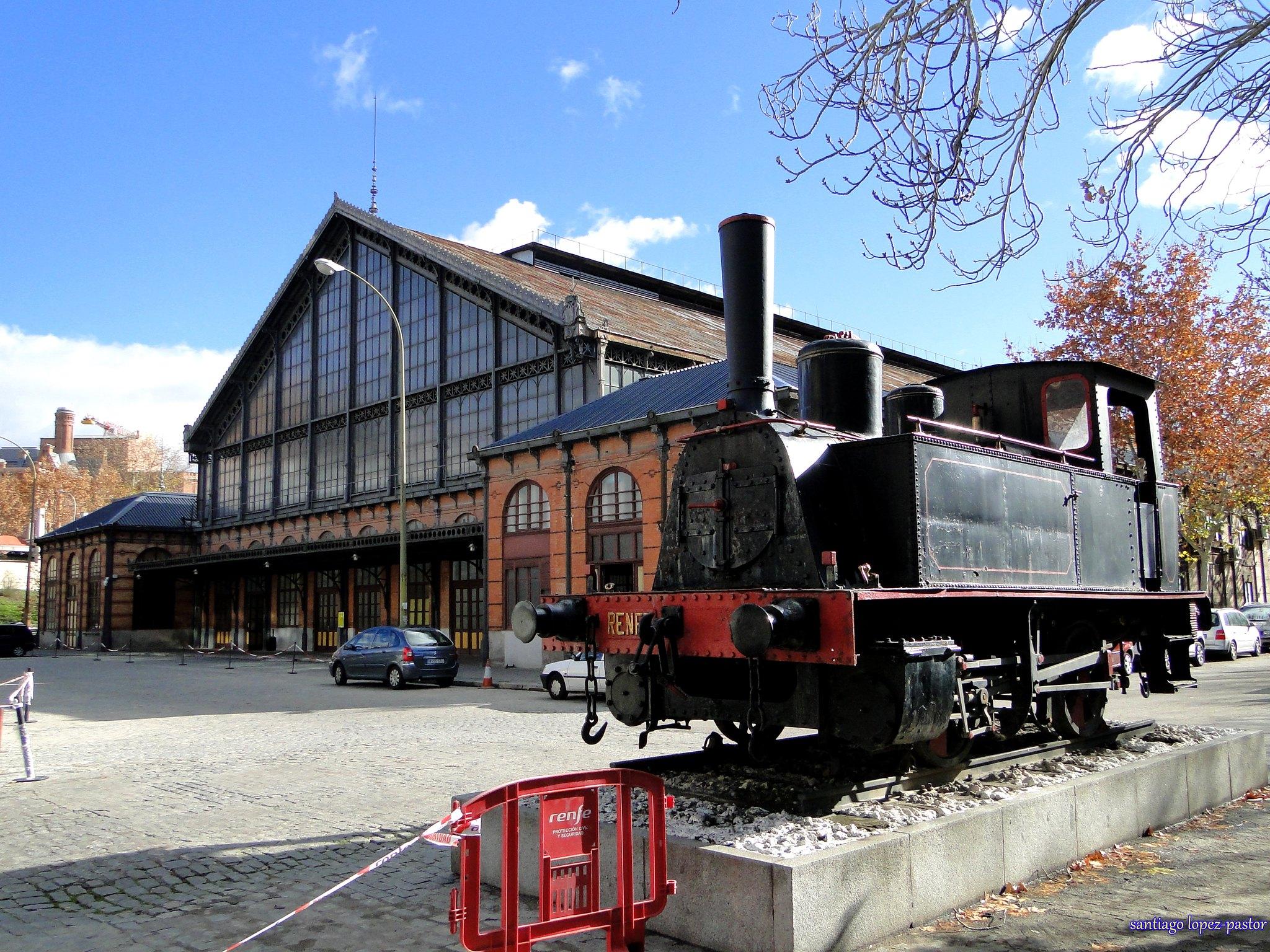 Madrid Museo Ferrocarril