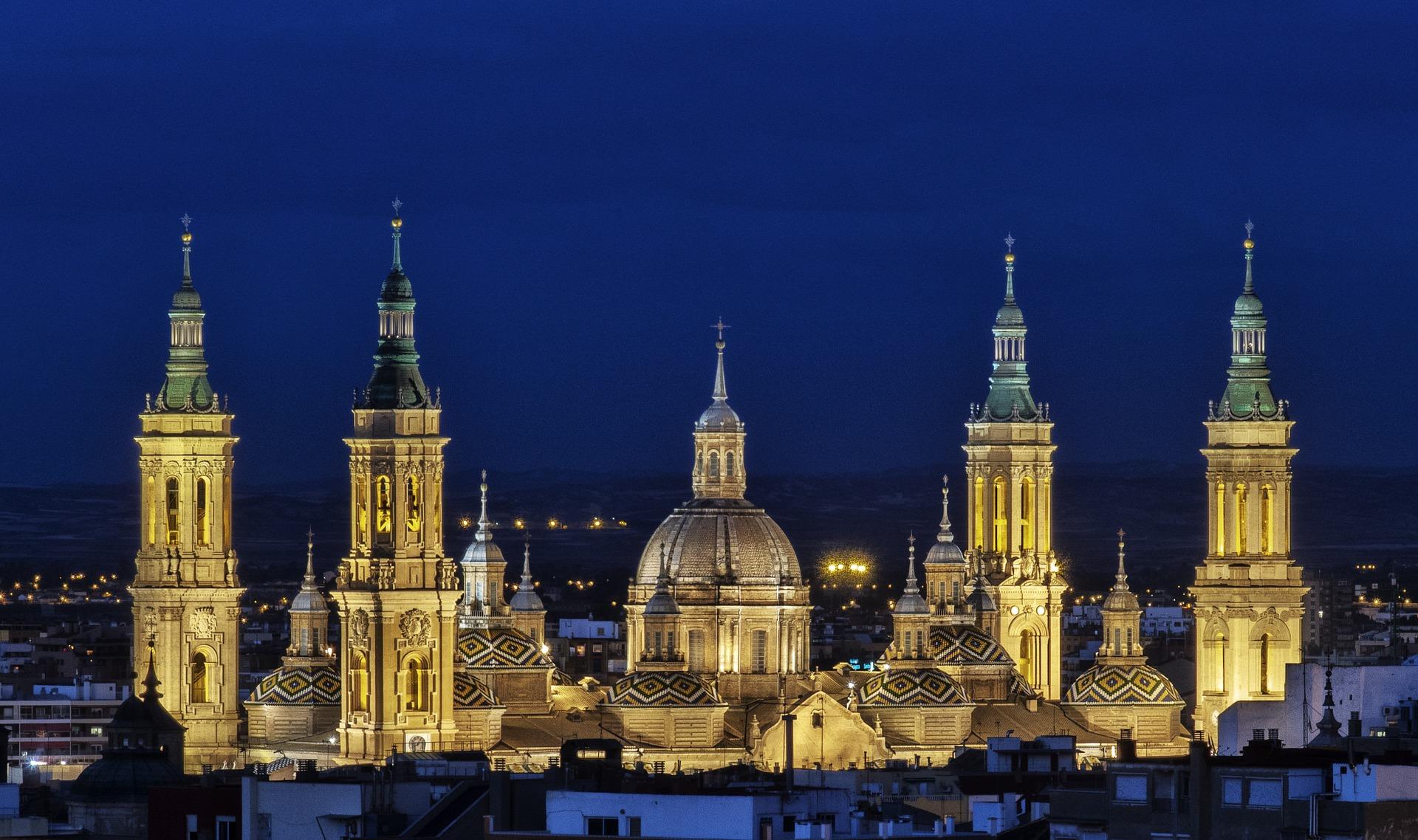 Zaragoza Basilica Pilar