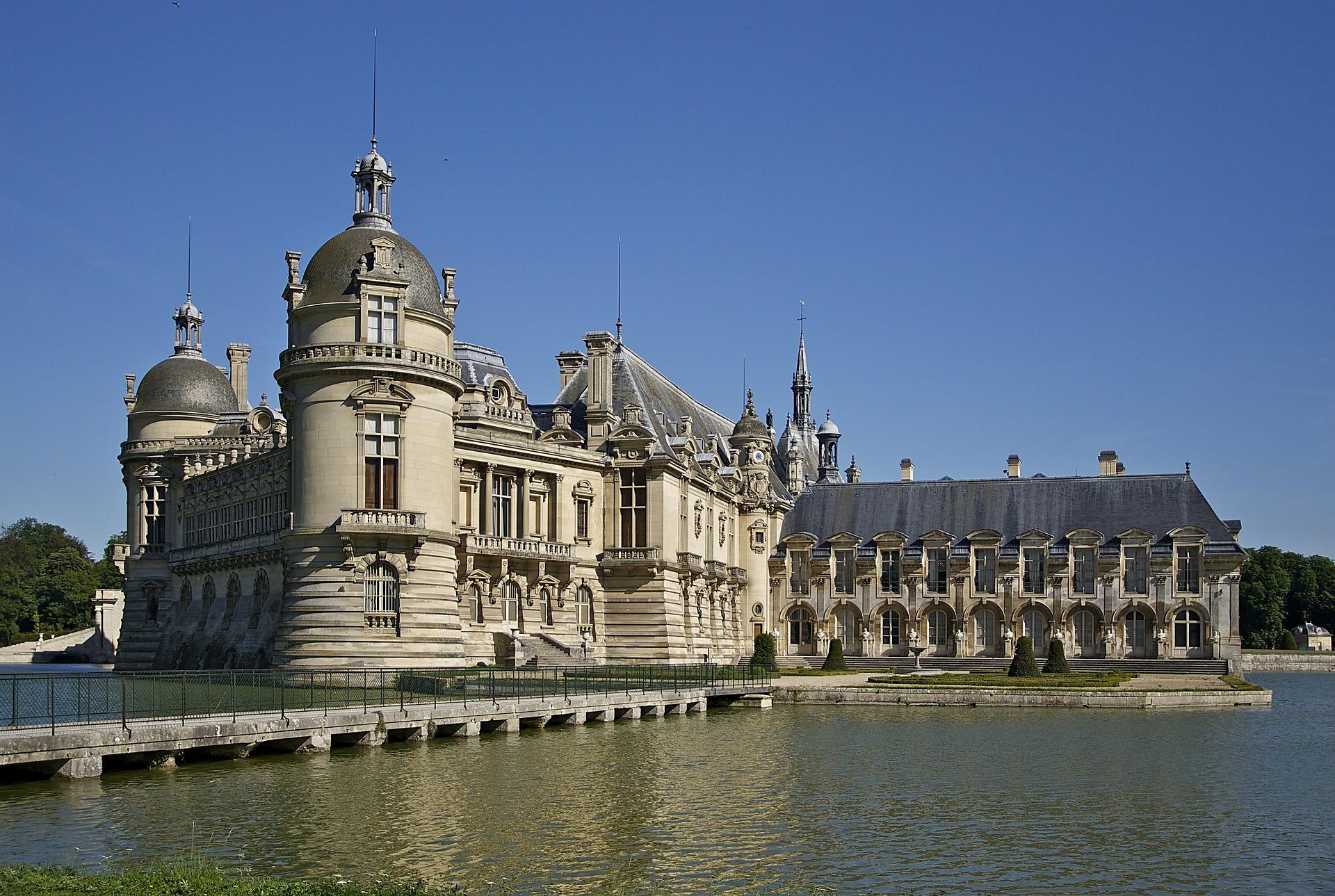 Chateau Chantilly Paris