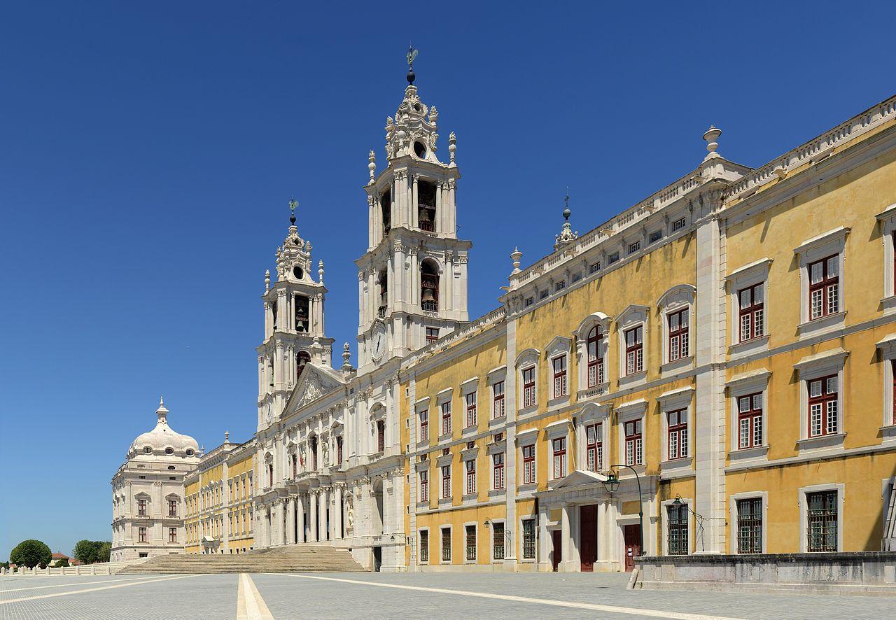 Palacio Nacional Mafra Lisboa