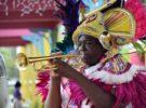 Unkanoo Festival, navidades diferentes en Bahamas