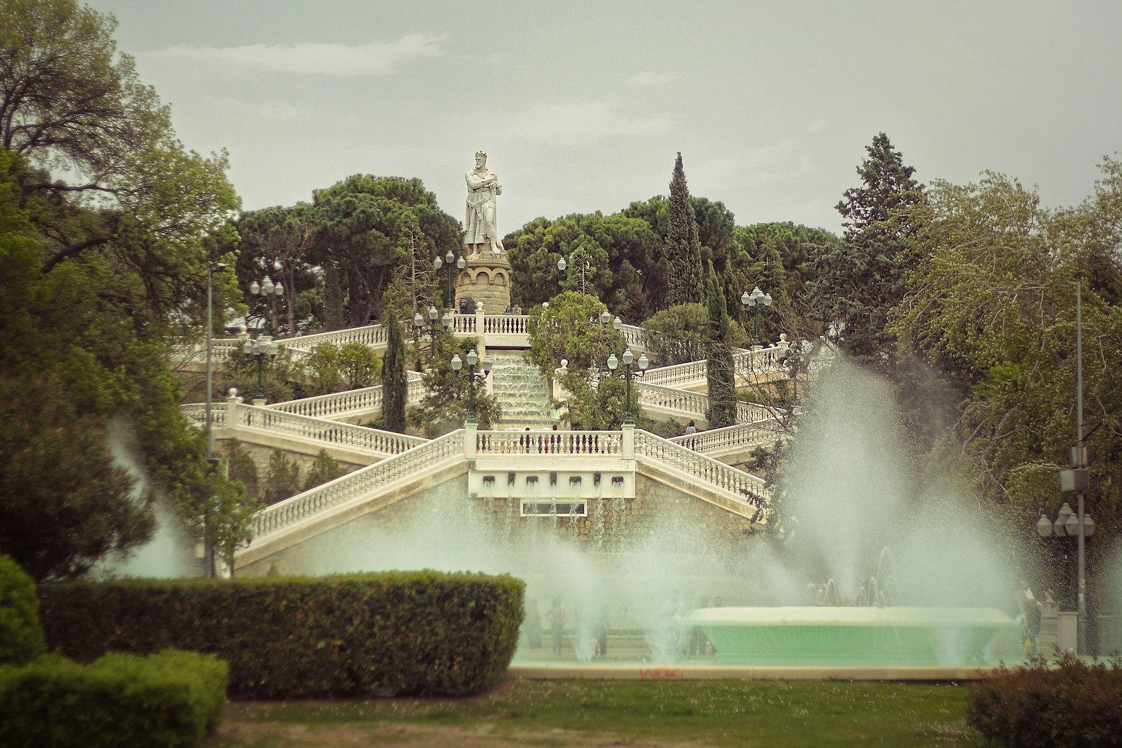 Parque Grande Zaragoza