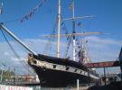 El SS Great Britain, un barco museo para visitar en Bristol