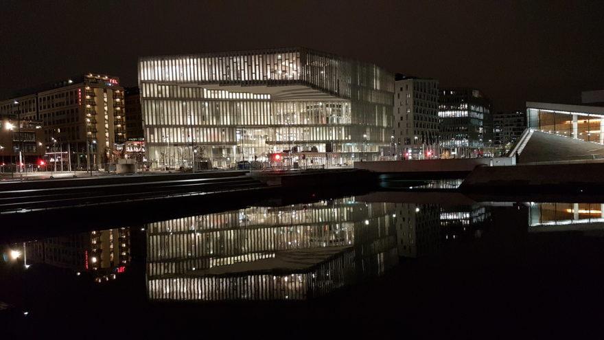 Biblioteca de Oslo