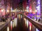 Amsterdam, el turismo masivo y el posible fin de los coffee shops