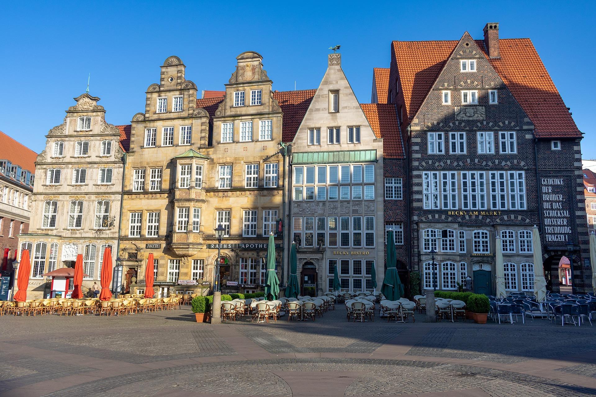 Bremen Fachadas Casas