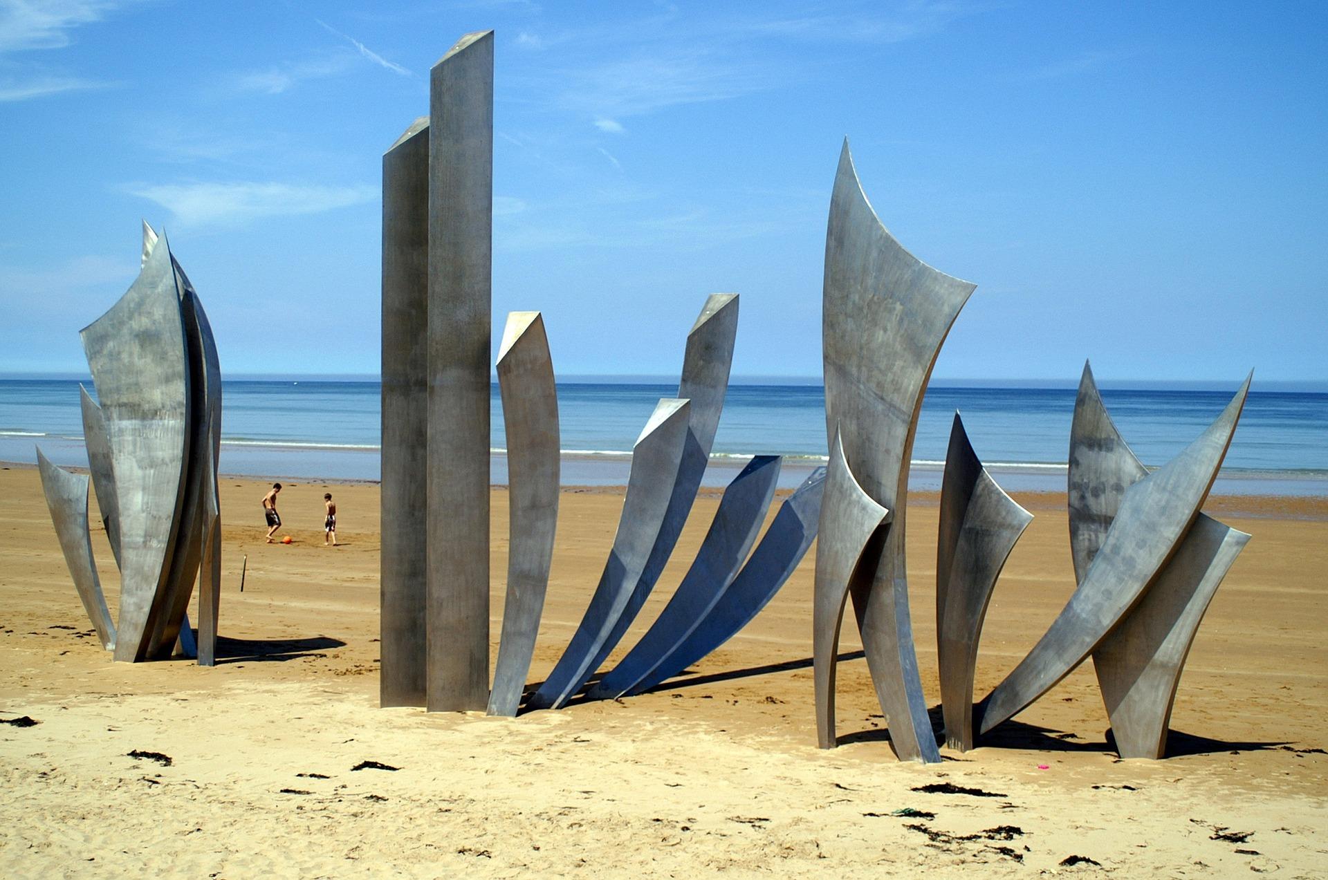 Monumento Omaha Beach